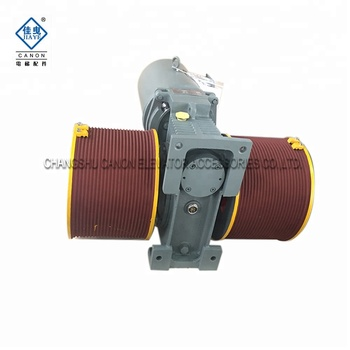 Canon Elevator Traction Machine Motor/engine Gt120wl Vvvf Roller Drum  Type no Counterweight - Buy Elevator Roller Machine,Elevator  Machine,Passenger