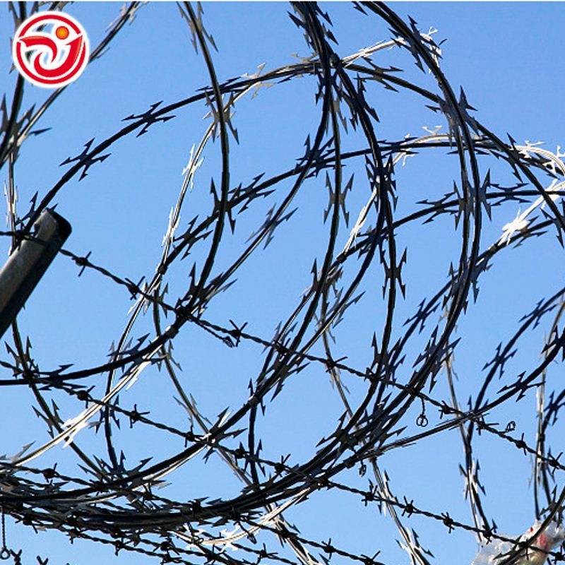 Pvc Coated Razor Wire, Pvc Coated Razor Wire Suppliers and ...