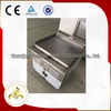 Mobile BBQ Grill Outdoor Movable Electric Teppanyaki Grill