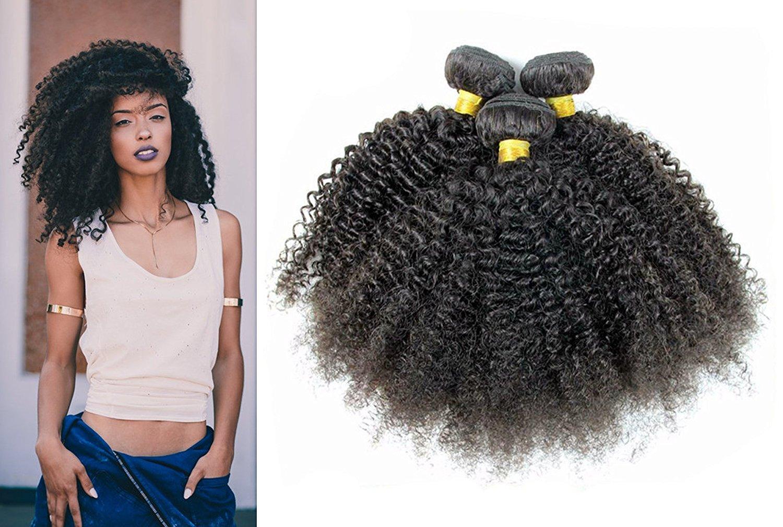Buy Babe Hair African American Afro Kinky Curly Brazilian Virgin