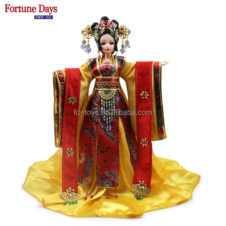 (YW-DF161202) Famous celebrity traditional souvenir classic China <strong>doll</strong>
