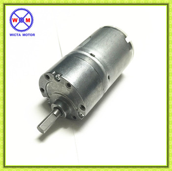 Low rpm high torque small electric 24v 12v dc motor 10kg for Small electric motor gears