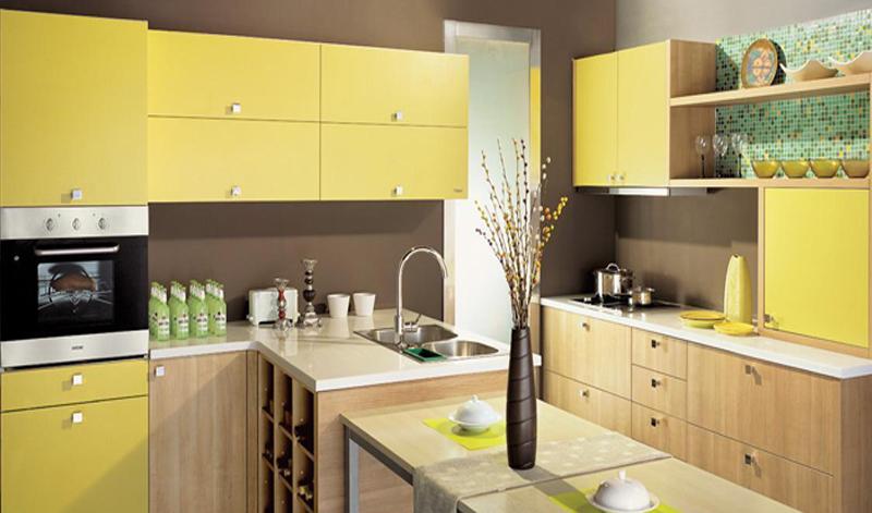 Kabinet Dapur Menarik Desainrumahid