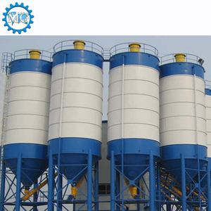 Sealing bulk steel 30t,60t,100t,150t,200 ton steel structure construction cement silo