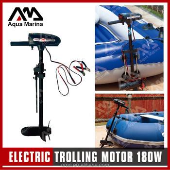 Electric trolling motor 12v outboard 180w t 18 buy for Trolling motor for 18 foot boat