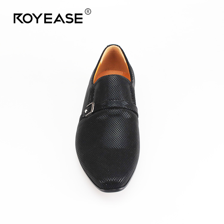 Customized Color Printed 큰 Size 싼 Men Dress Shoes