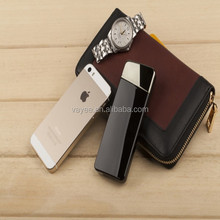 credit card pocket power bank, cell phone power bank with lithium polymer battery for mobile phone