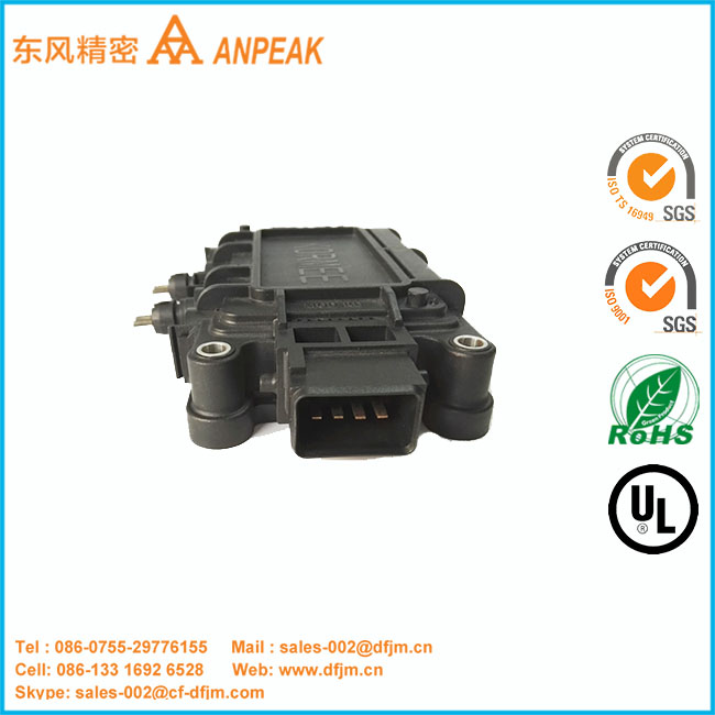 High Quality abs+pc plastic injection mold