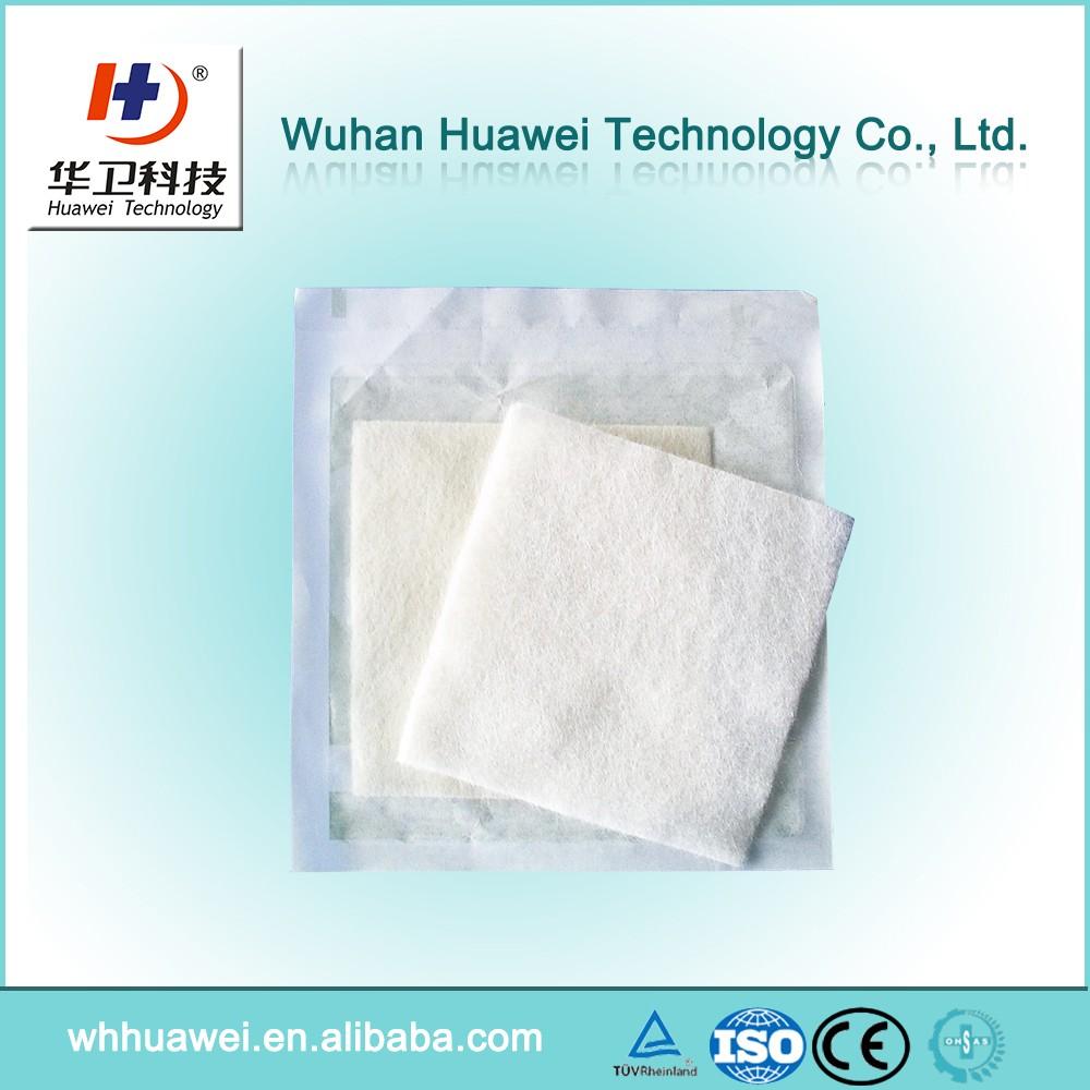 Medical Material Supplier Calcium Alginate Wound Care Dressing ...