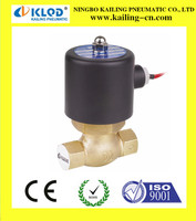 two position 2 way solenoid valve, water steam solenoid valve, solenoid valve for steam generator