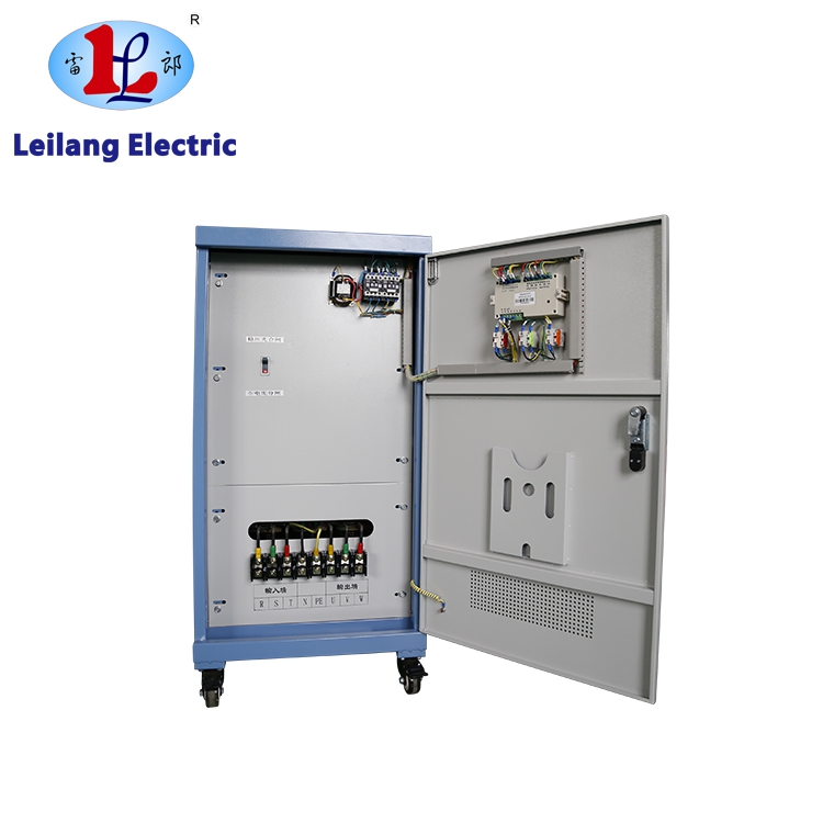 SBW three phase 200kva voltage stabilizer for machine tools with Ce And Iso9001