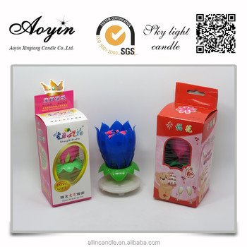 Arts Crafts Magical Birthday Candles Hot Sale