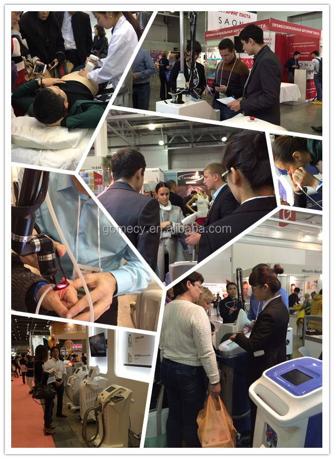 CE approved High quality pain relief electromagnetic shock wave therapy for both human and horse