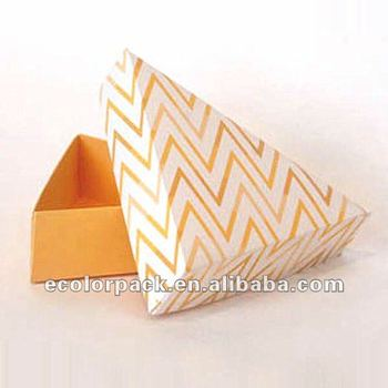 2013 Paper Triangle Sandwich Box