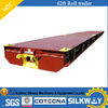CIMC 62ft Roll trailer with competitive price