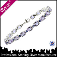 Silver bracelet bangle, sterling silver tulang naga bali chain bracelet