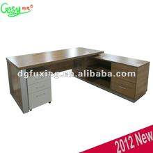 2012 new model office furniture,wooden executive office desks