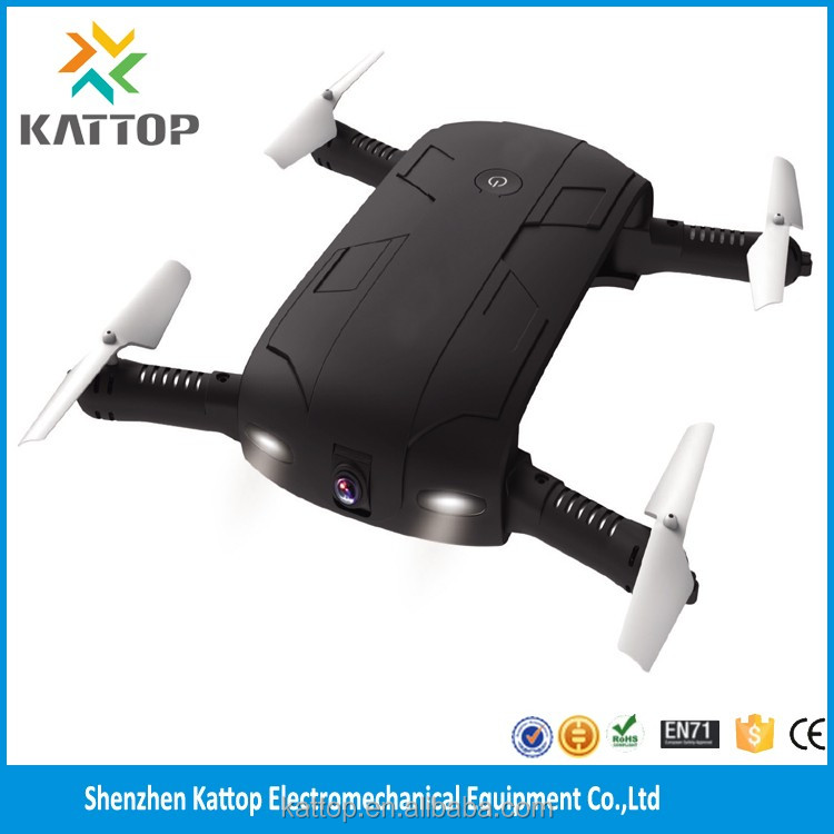 World famous Kattop K12HWF FPV newest hd camera flying quadcopter mini camera wifi drone
