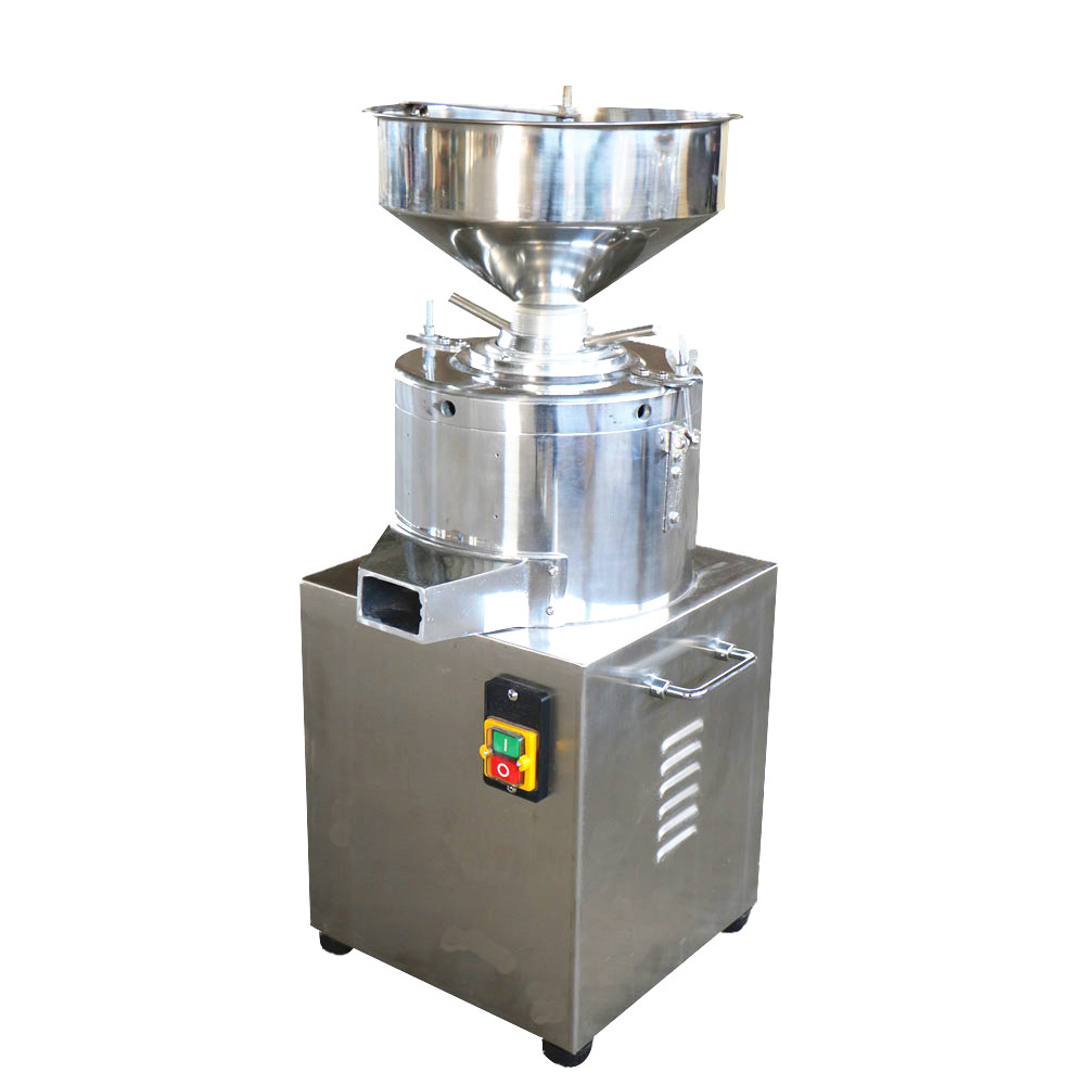 Automatic Multifunctional Foodstuff Butter Grinding Machine Low Price For Africa