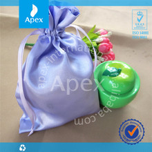 2014 Promotional small drawstring mesh bag