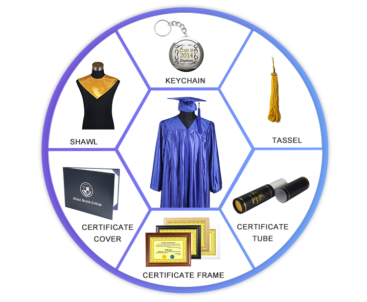 University Graduation Certificated Holder, Certificate Holder, Certificate Diploma Tube