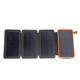 2017 Factory wholesales price Innovative portable product 10000mah emergency solar power bank