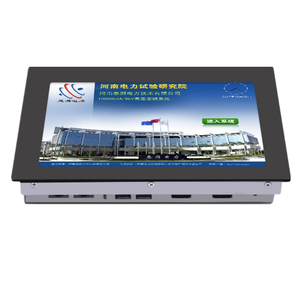 Xingtac TPC-8080E 8 inch Quad core J1800 9-30V DC industrial all in one PC Chinese computer
