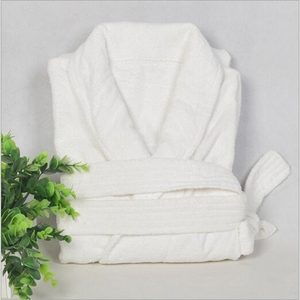 Wholesale Custom Cotton Terry Cloth bath robe women