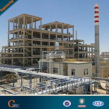 Stable and efficient caustic soda production line