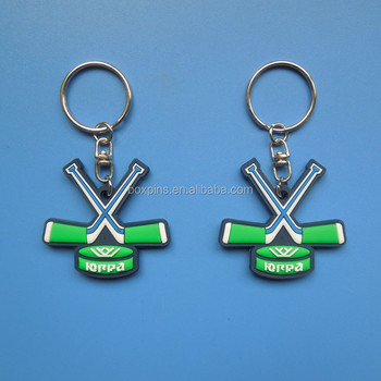 Field land grass Hockey Stick Soft Pvc Keyrings key Pendant Charm keychains  - Buy Field Hockey Stick Design Pvc Keychains key Rings 69fe6b82a