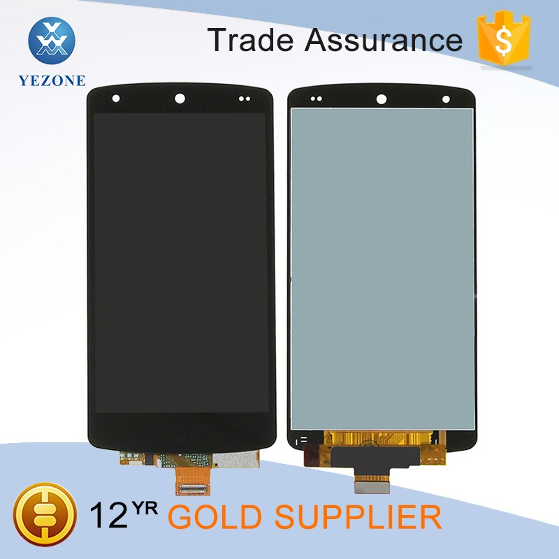 Nexus 5 1080 x 1920 pixels lcd display Touch Digitizer Assembly for LG D820 D821 Replacement Screen