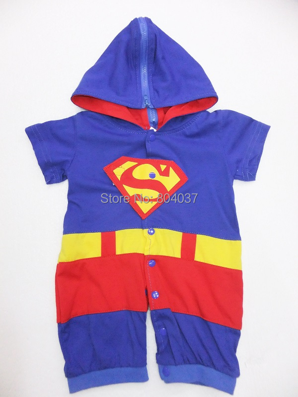 d03544e2c Cheap Superman Romper Suit