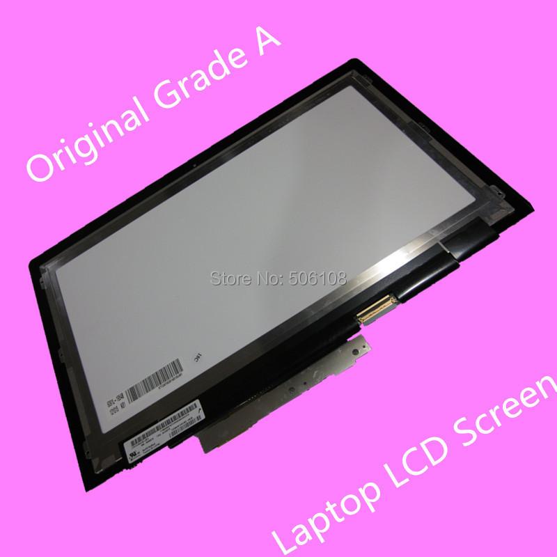 13.3 Laptop lcd screen for  LP133WD1-SLA1 LP133WD2 SLB1 1600*900 IPS LED SCREEN  YOGA 13