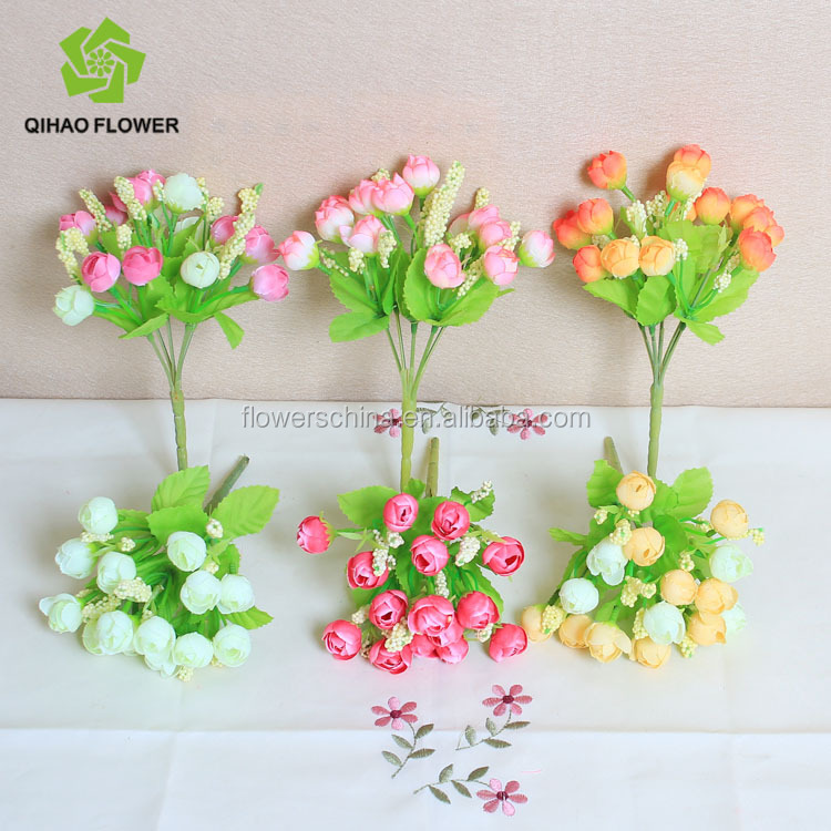 Mini artificial flowers home decorating ideas interior design whole preserved flower artificial car decoration mightylinksfo