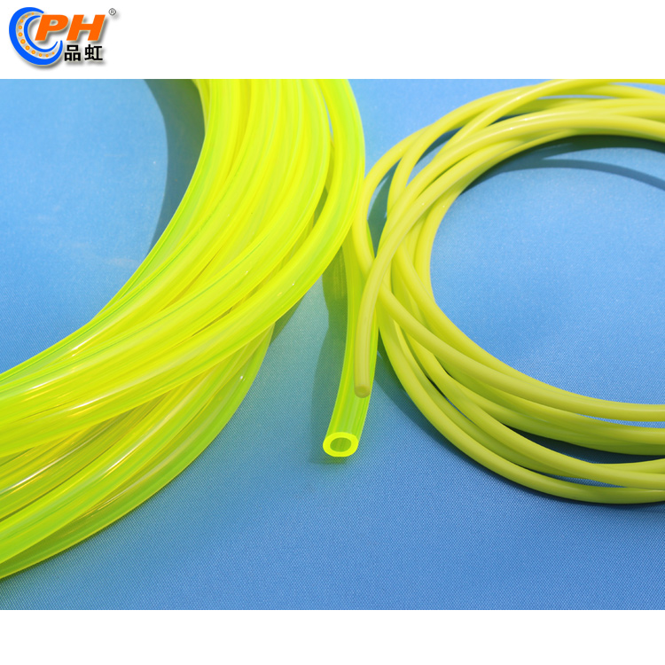 ventilation plastic hose/pu casing pipes /soft food grade casing tube