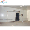 Cold room sliding Door Design with Pu material