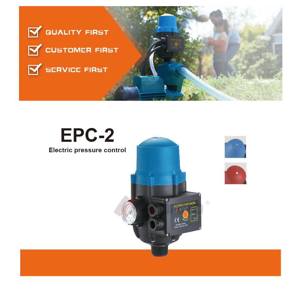 0012 Epc 2 Zhejiang Monro Manufactory Omron Relay Electronic Level Control Switches Automatic Water Pump Controller