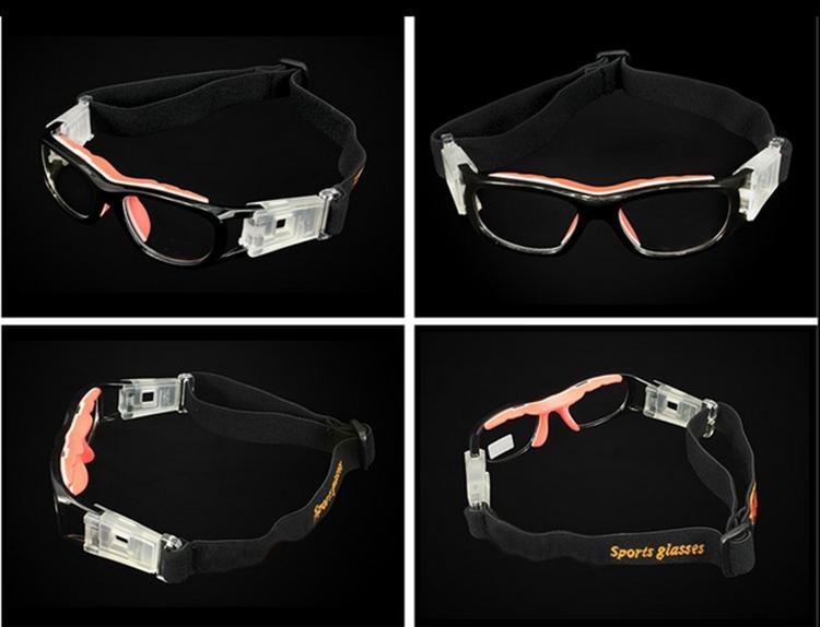 d5199fd617 Niños ajuste cómodo alto impacto entrenamiento seguridad gafas protectoras  niños baloncesto fútbol