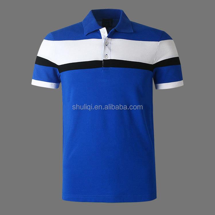 Polo Shirt Design Blue Images