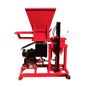 NEW HOT eco brava small hydraulic block molding machine price presses ecological bricks