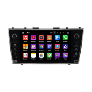 4g+32g 2 Din Android 8.0 Car Dvd Player For Toyota Camry 2007 2008 2009 2010 2011 Radio Multimedia Gps Navigation Rds