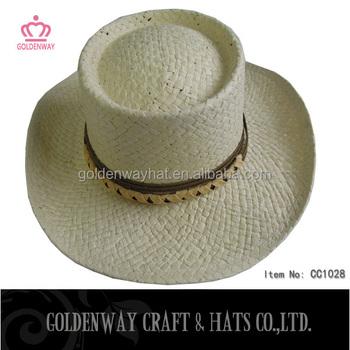 d291eff14cb Australia straw surf hat men mens cowboy straw hat promotional Custom hand  made straw