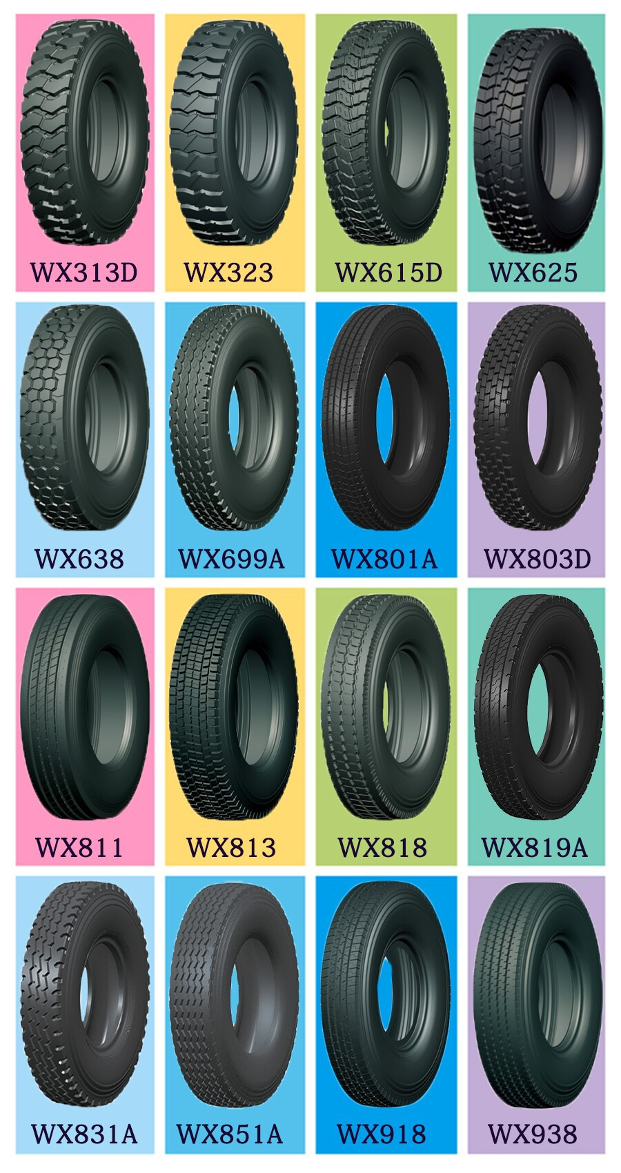 Chinese Tire Supplier Goform Tyres 185/65r14