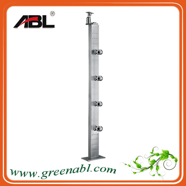 free standing handrails with 6mm thickness size