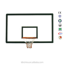 Basketball glass backboard for sale