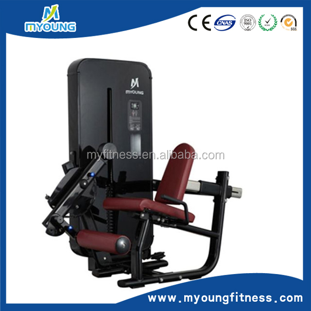Best selling sport product seated leg extension build gym equipment professional machines for gyms