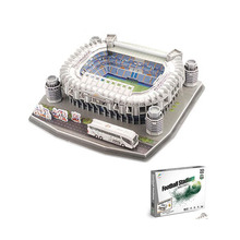 Hot Sale <span class=keywords><strong>3d</strong></span> <span class=keywords><strong>Puzzle</strong></span> Stadion untuk Anak-anak