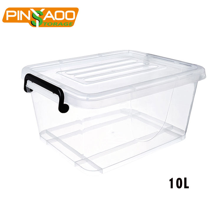 New Design New Products 10L Polypropylene Storage Boxes