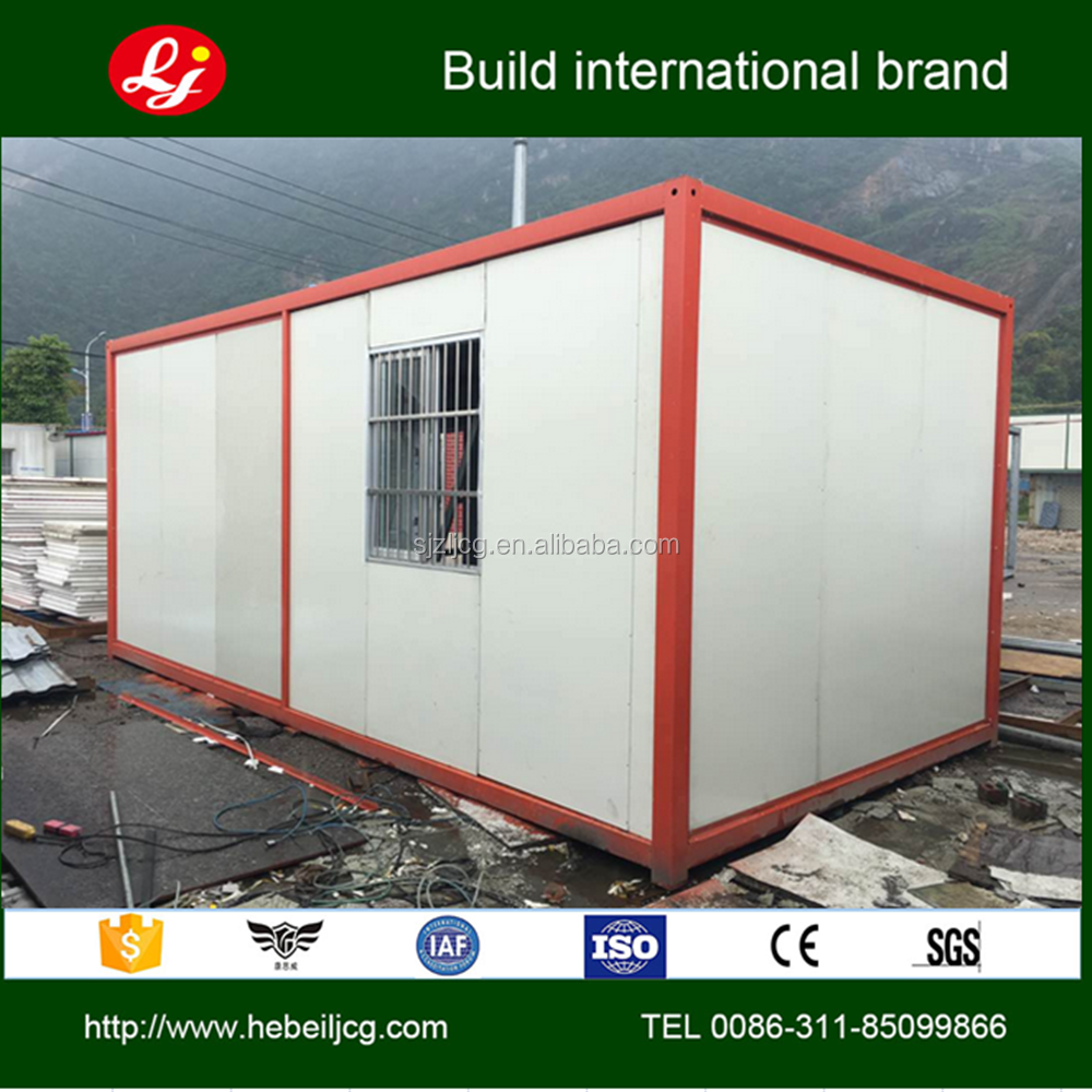 Flat pack prefab container house office / accommodation / portable cabin