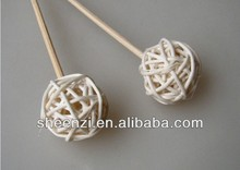 Reed sticks/rattan ball /fragrance diffuser wooden sticks large stock in China